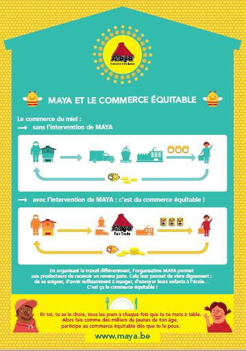Affiche commerce équitable